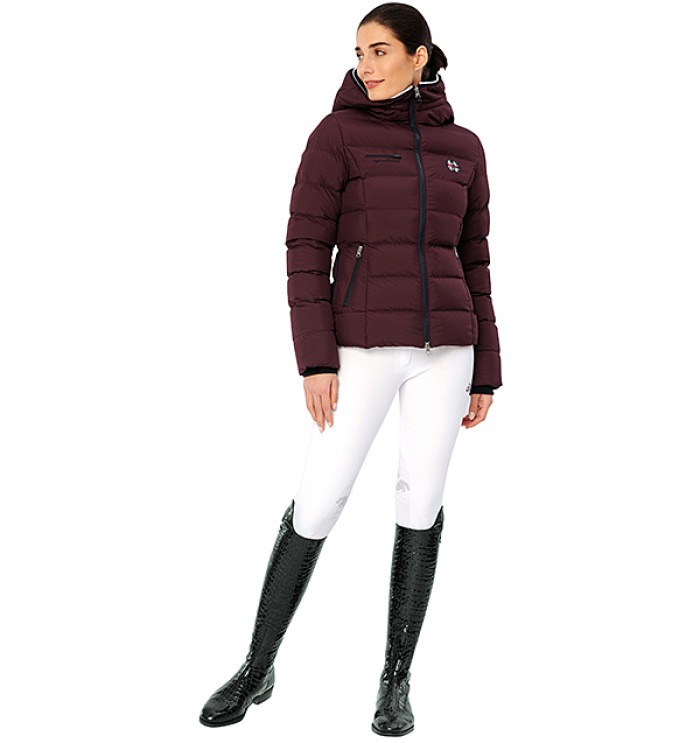 Spooks Thea Jacket Bordeaux