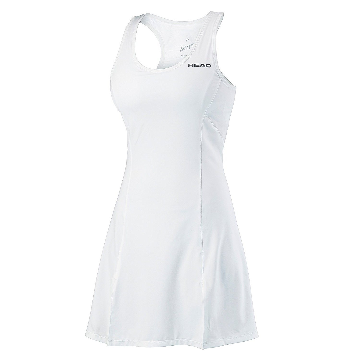 Head Club Dress Bianco Bambina 1
