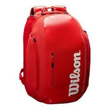 Wilson Super Tour Backpack Red 1