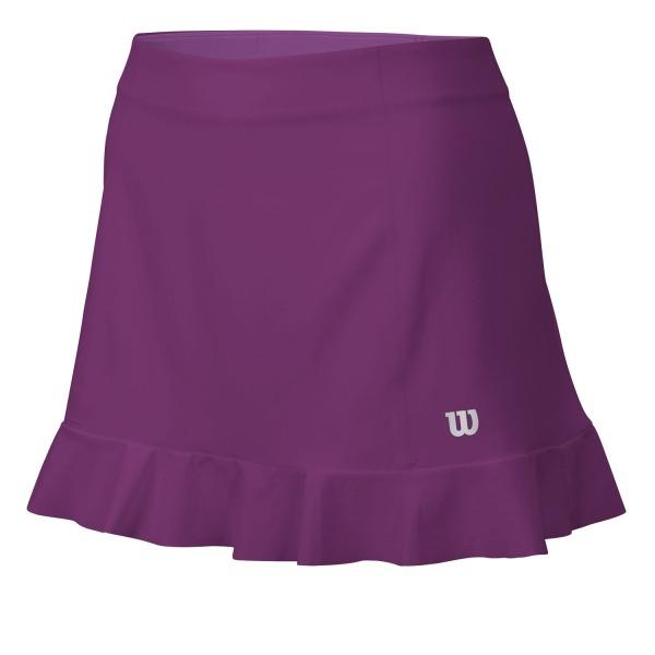 Wilson Ruffle Strtch 12.5 Gonna Purple Donna 1
