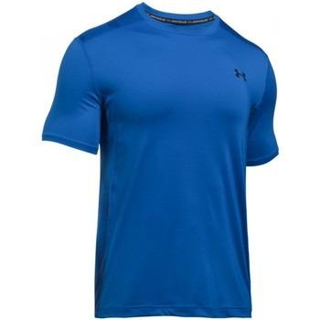 Under Armour T-Shirt Summer Raid Blu Scuro Uomo