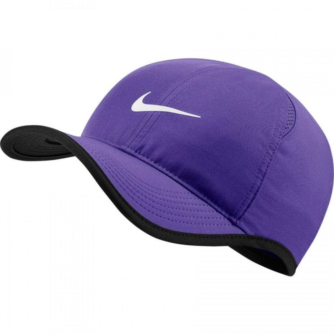 Nike Cappellino Tecnico Viola