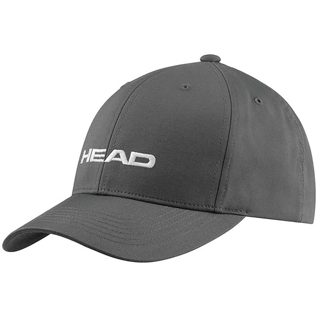 Head Promotion Cap Antracite 1