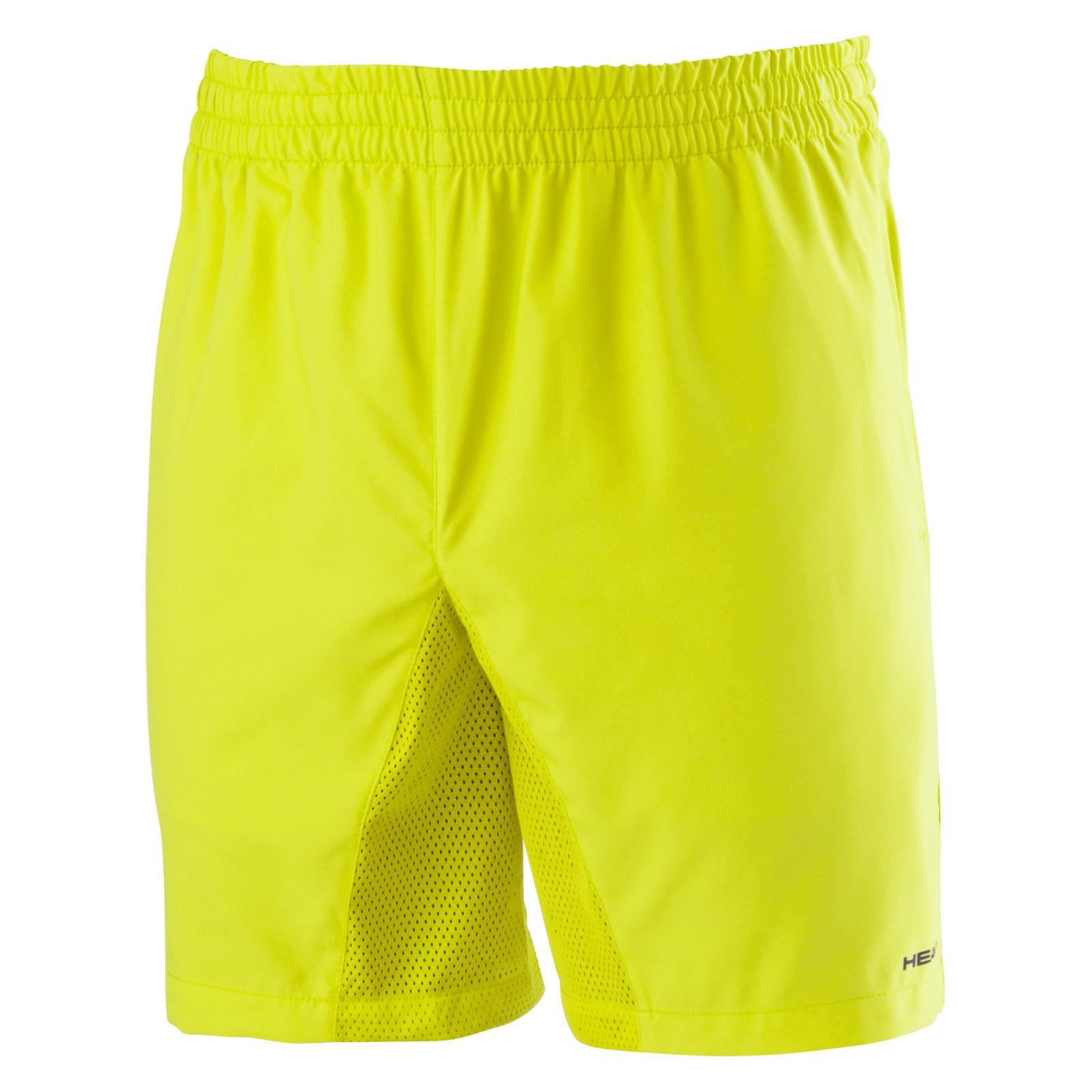 Head Club Short Lime Uomo 1