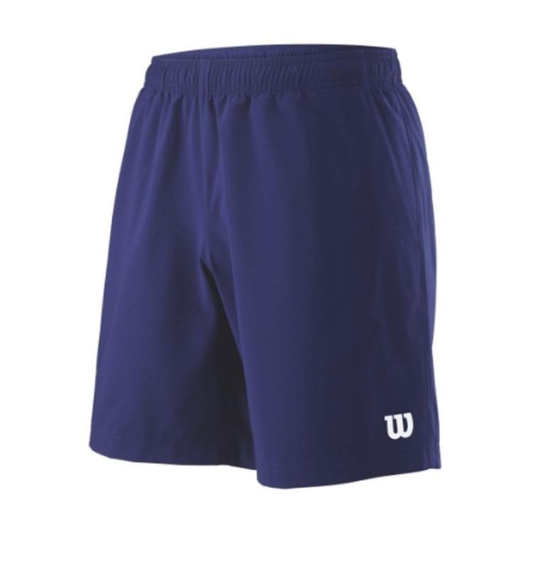 Wilson Team 8 Short Blu Uomo 1