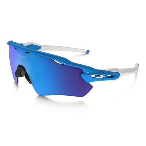Oakley Radar Evzero Path Azzurro-Bianco
