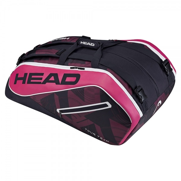 Head Borsa Tour Team 12R Monstercombi Nera-Rosa 1