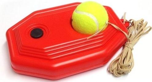 Pro's Pro Tennis Trainer Set rosso