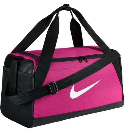 Nike Brasilia small Duffel Bag Pink