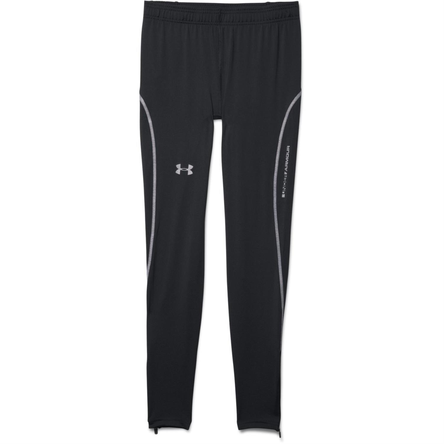 Under Armour Coolswitch Run Tight Nero Uomo 1