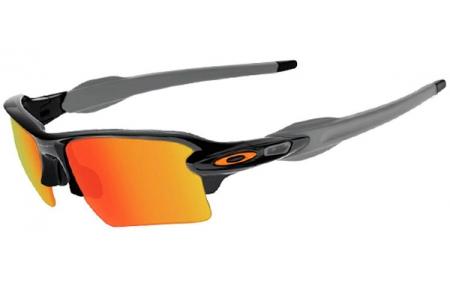 Oakley Flak 2.0 XL Nero-Arancione