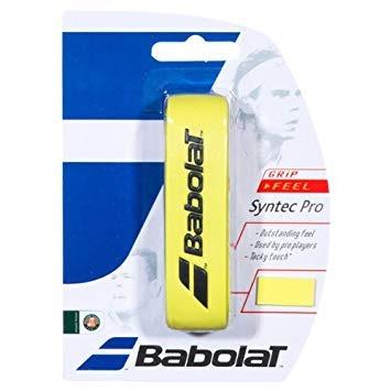 Babolat Syntec Pro Grip Giallo