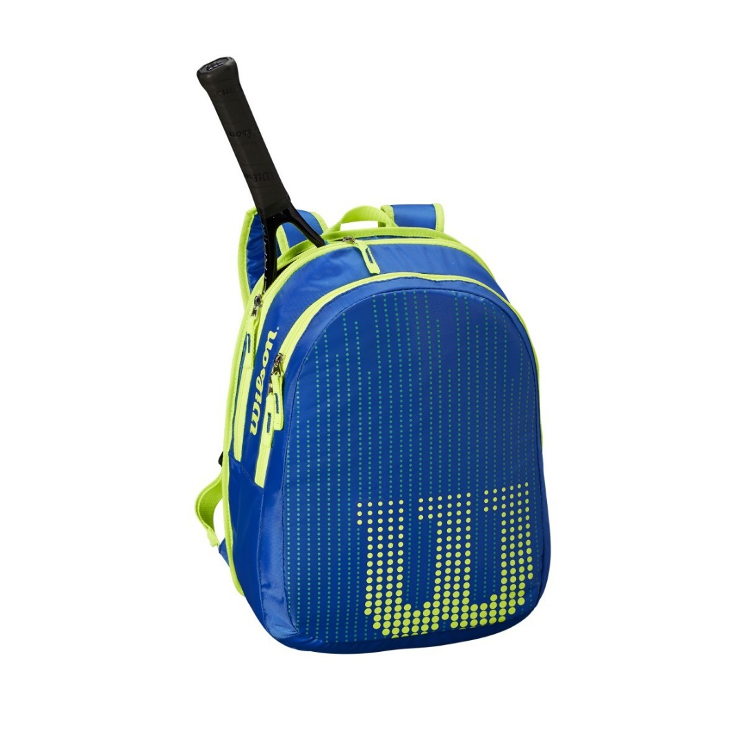 Wilson Youth Backpack Blu