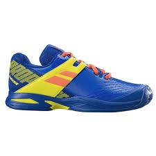 Babolat Propulse Clay Blu-Fluo Aero Junior