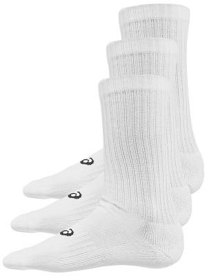 Asics Motiondry calze bianco (3X)