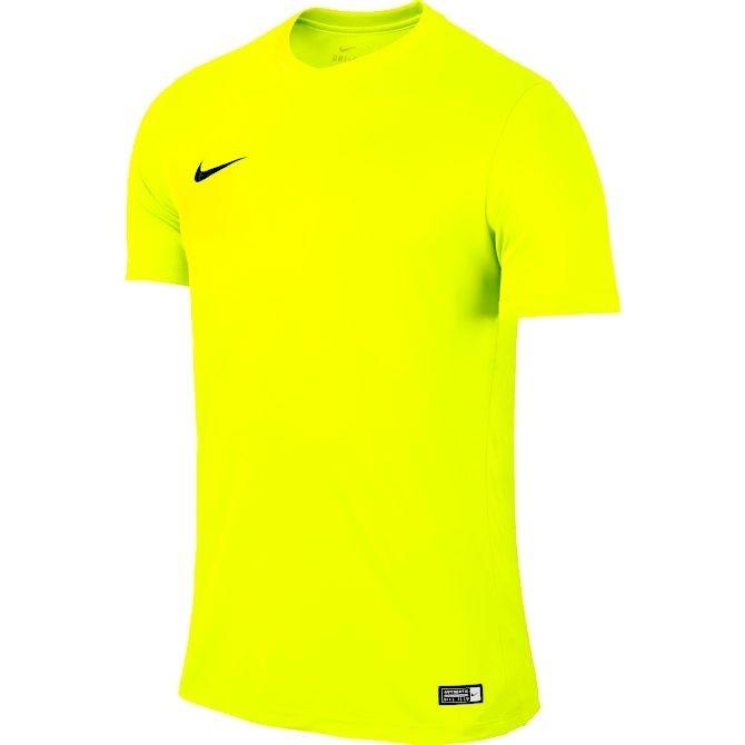 Nike Park SS VI Crew Giallo Uomo