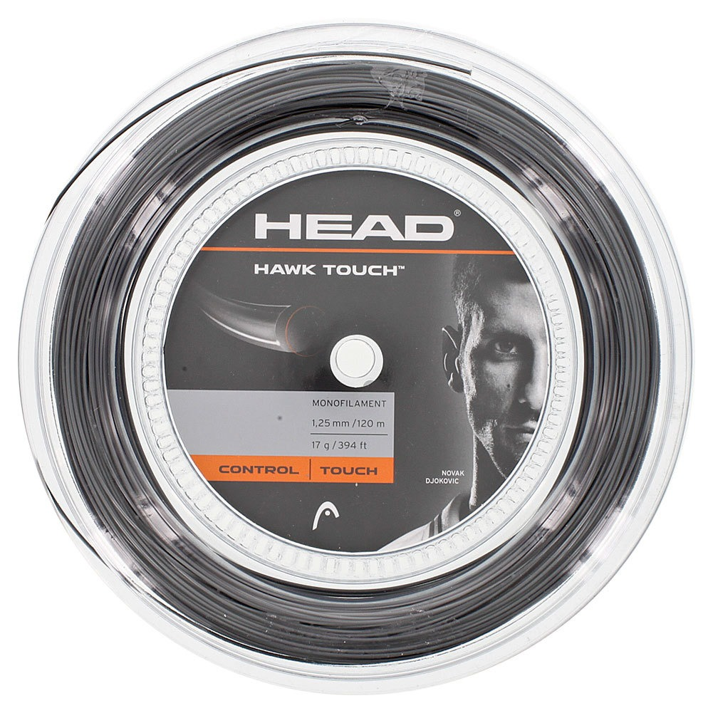Head Hawk Touch Antracite 1.25 mm 120 m