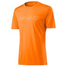 Head Vision Corpo T-Shirt Orange Uomo