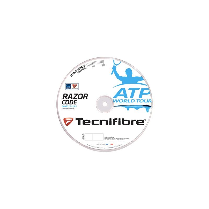 Tecnifibre Razor Code Carbon 1.25 mm 200m