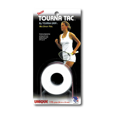 Unique Tourna Tac Grip XL Bianco (3x) 99 cm x 29 mm 1