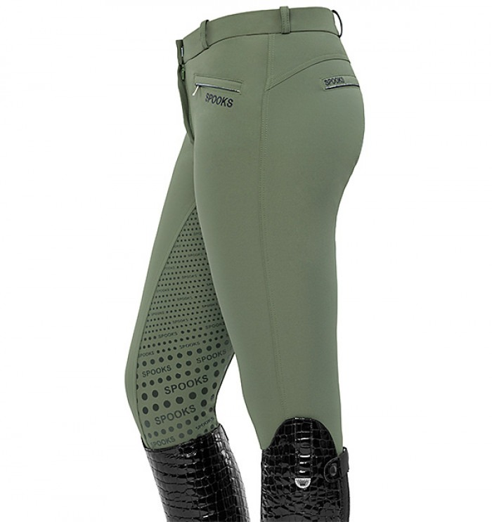 Spooks Sue full grip light olive donna 1
