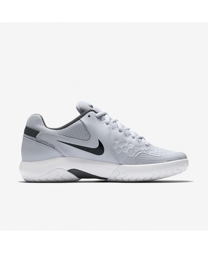 Nike Air Zoom Resistence Platino-Nero Donna