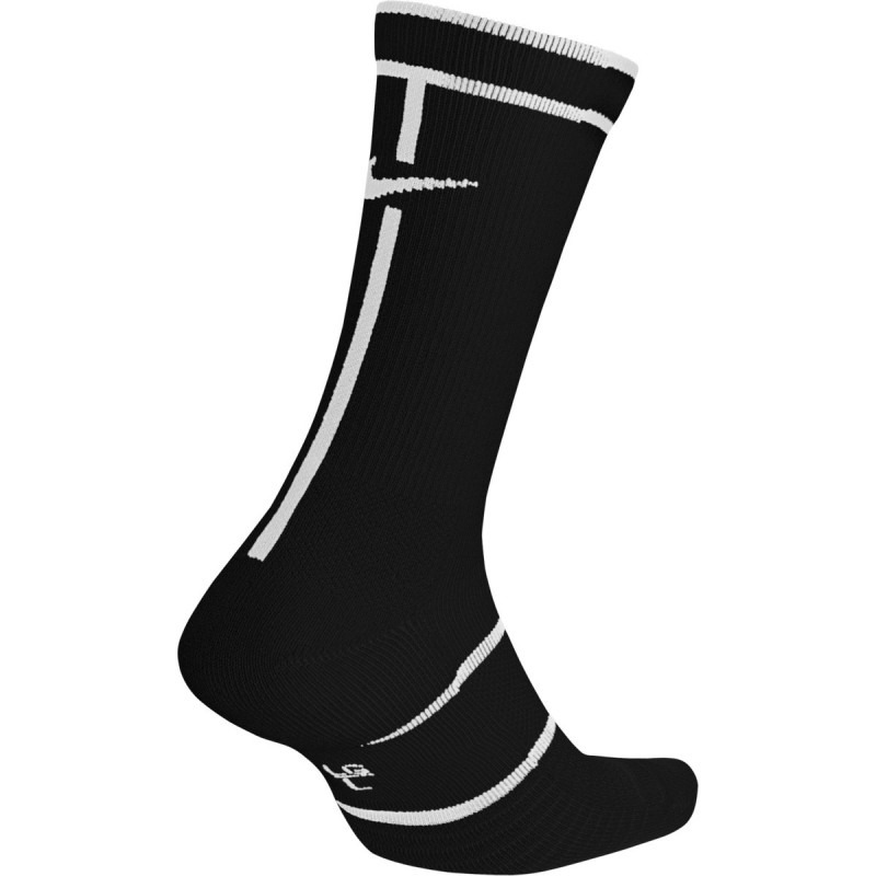Nike Essential Crew Calze Black-White 1