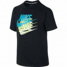 Nike Pro Level T-Shirt Bianco Bambino 1