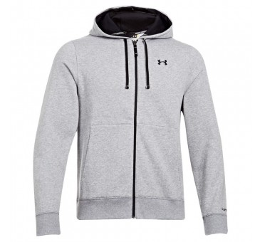 Under Armour CC Storm Rival Full Zip Grigio Uomo