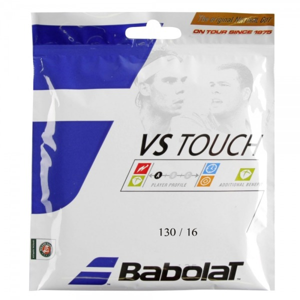 Babolat VS Touch Nero 1.30 mm 12 m