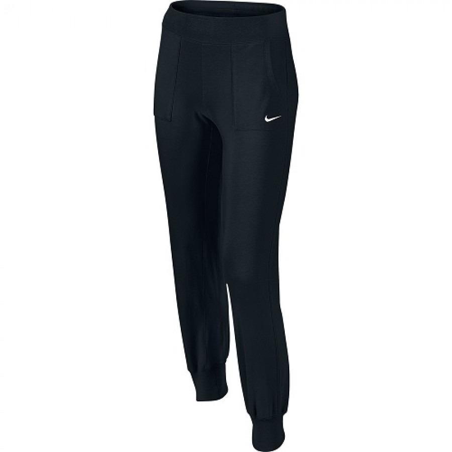 Nike Court Pant Nera Bambina
