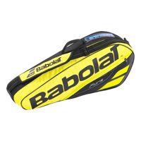 Babolat Pure Aero Bag 3x Yellow Black 2019