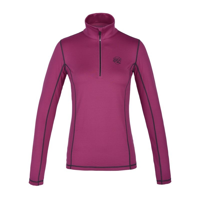 Kingsland Kllowa LS Training Shirt Pink Donna 1