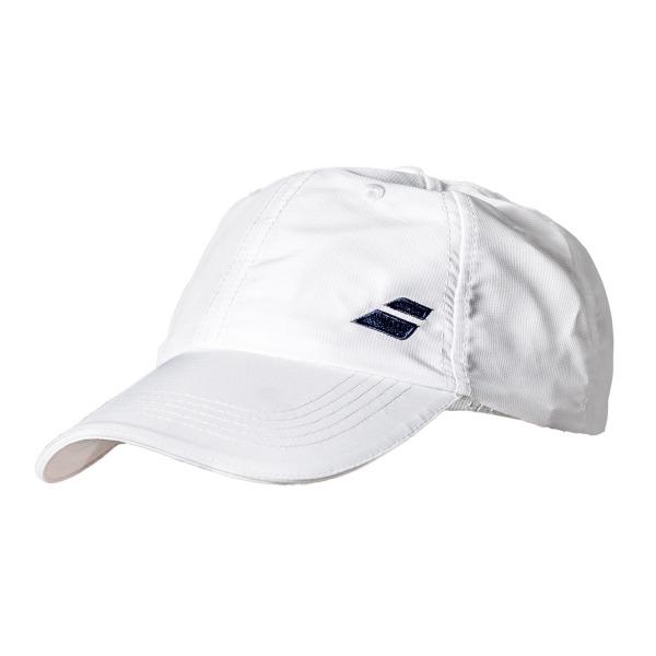 Babolat Cappellino Bianco Junior