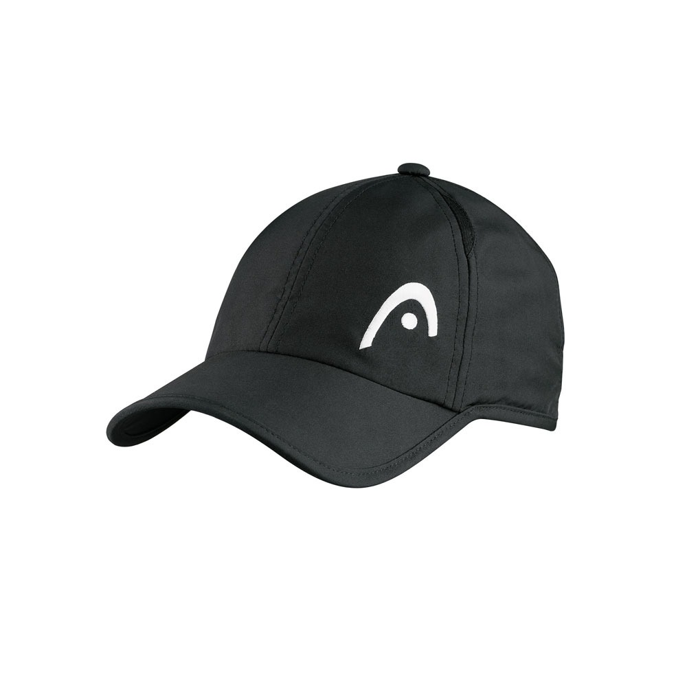 Head Pro Player Cap Nero 1