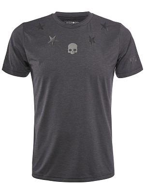 Hydrogen Tech stars T-shirt black 1