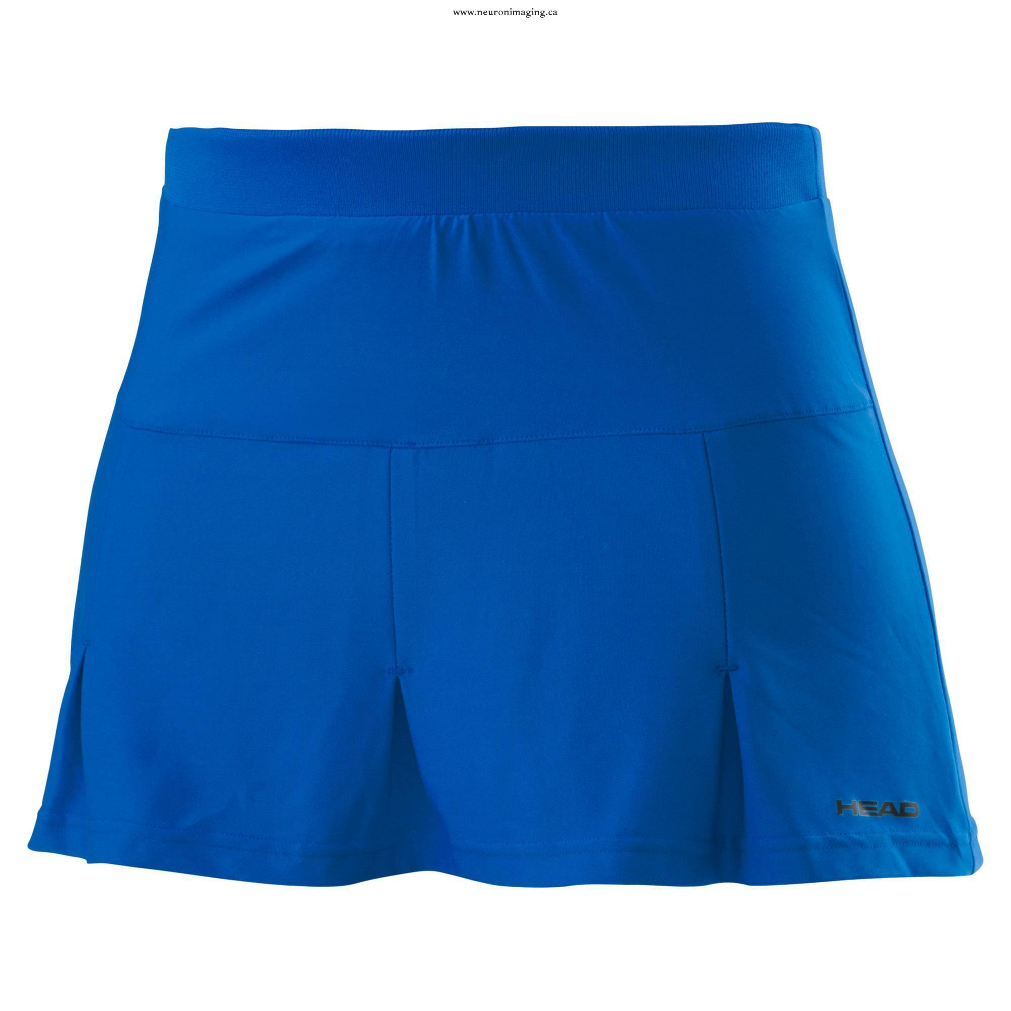 Head Club Basic Skort Blu Bambina 1