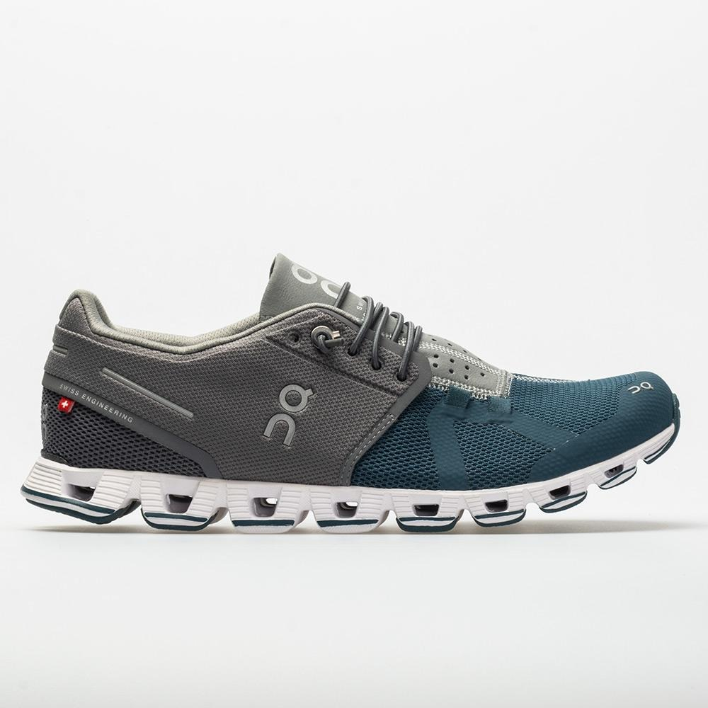 ON Cloud 50/50 Grey Storm Donna 1