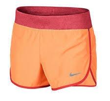 Nike Winter Dry Short Arancione Bambina