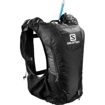 Salomon Backpack Skin Pro 10 Set Nero