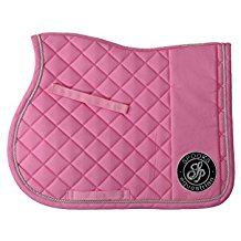 Spooks Jumping Saddle Pad Montegrosso lovely rose