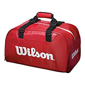 Wilson Red Duffle Small 1