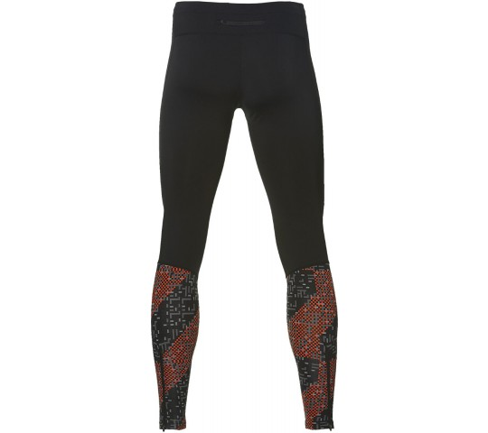 Asics Race Tight Lite Stripe Red Uomo