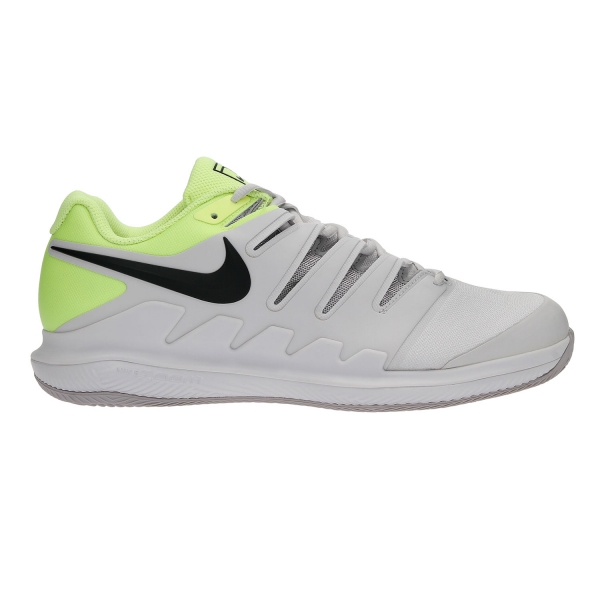 Nike Zoom Vapor X Clay Grigio Infini-Nero Junior
