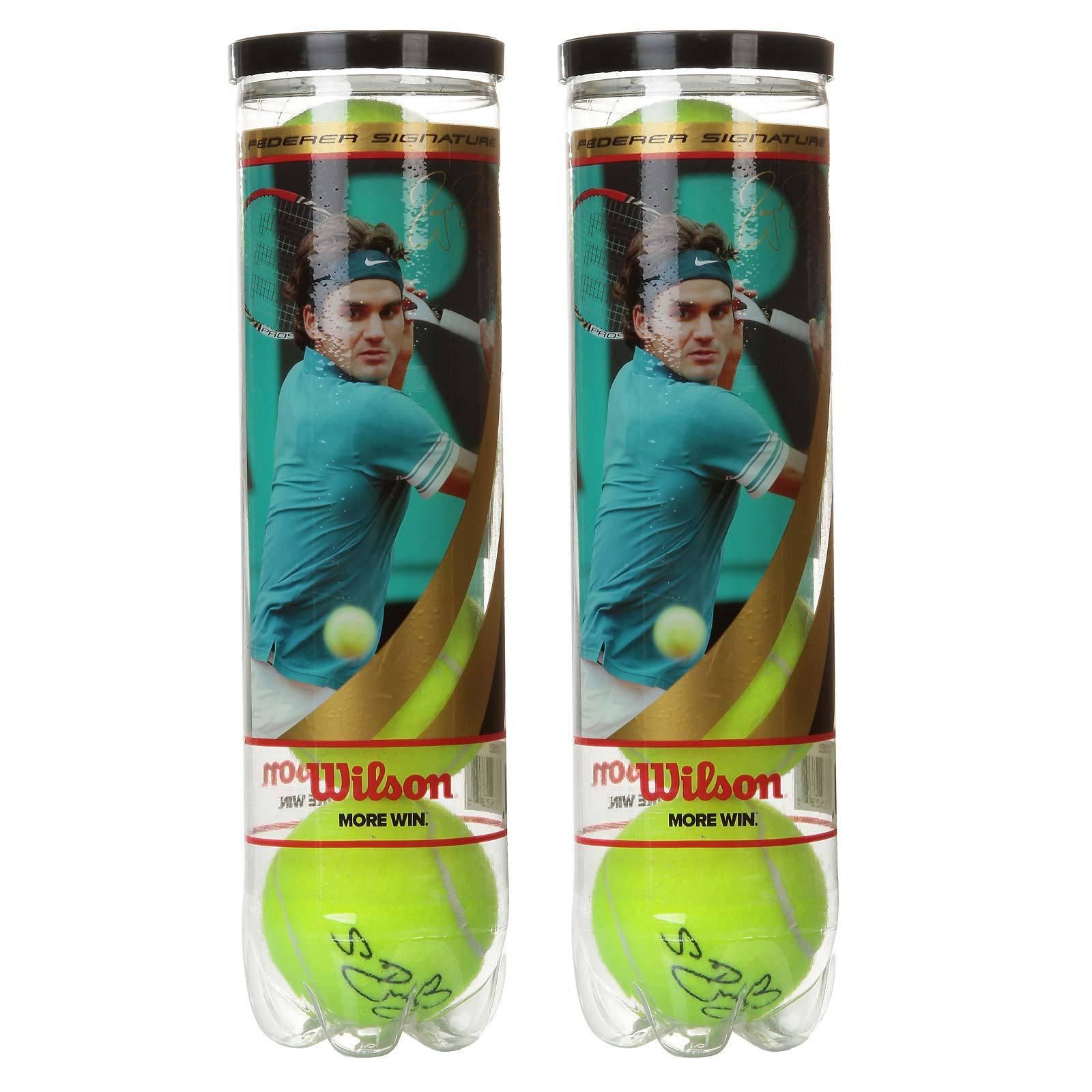 2x Wilson Roger Federer LTD (4x)