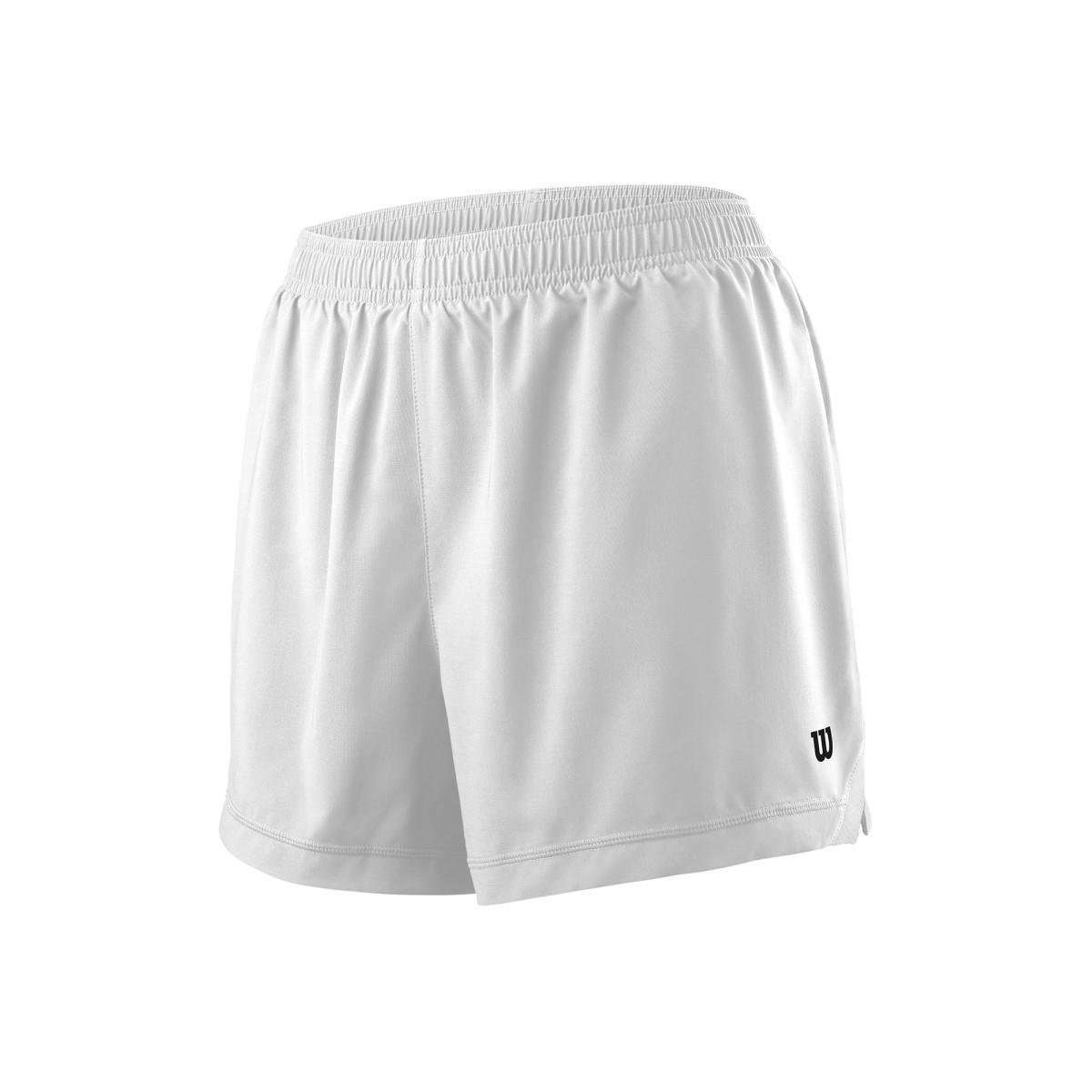 Wilson Team 3.5 Short Bianco Donna 1