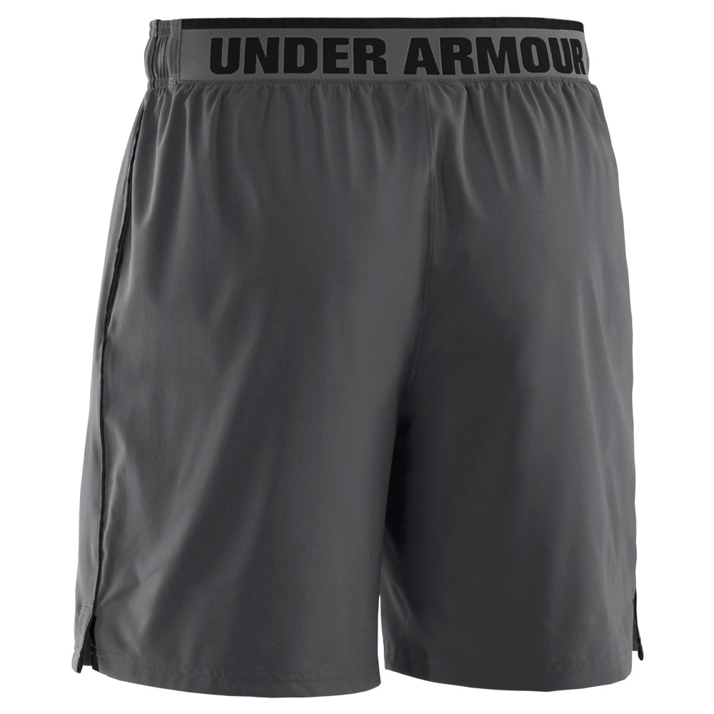 Under Armour Short Heatgear Grigio Uomo