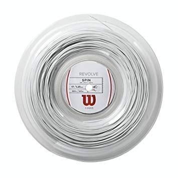 Wilson Revolve Spin Bianco 1.25 mm 200m