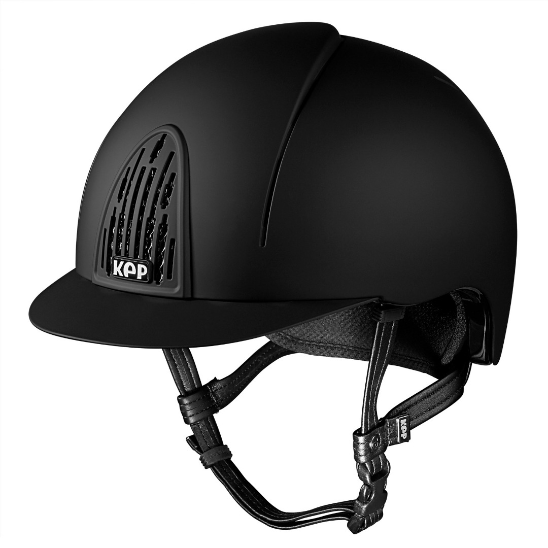 Kep Italia Cap Black Smart