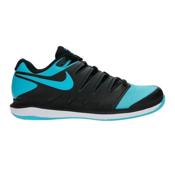 Nike Zoom Vapor X Blu Nero Clay Uomo